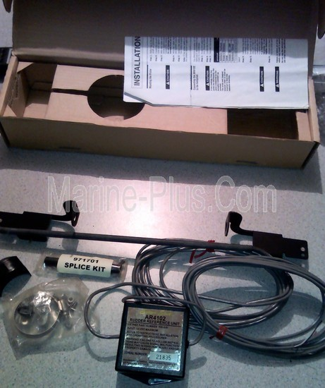 Cetrek Teleflex AR4102 Standard Outboard Linear Rudder Reference Sensor (STOCK PHOTO)
